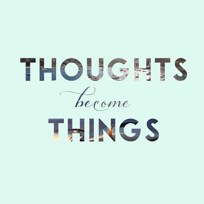 A Simple Experiment That Proves That Thoughts Become Things   Kenny Santos