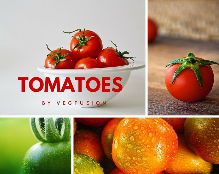 Ingredient Profile: Tomatoes