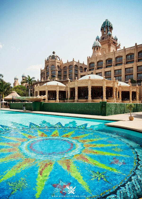 Sun City Casino Resort, Pilanesberg National Park