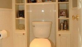 17 Best Ideas About Over Toilet Storage On Pinterest