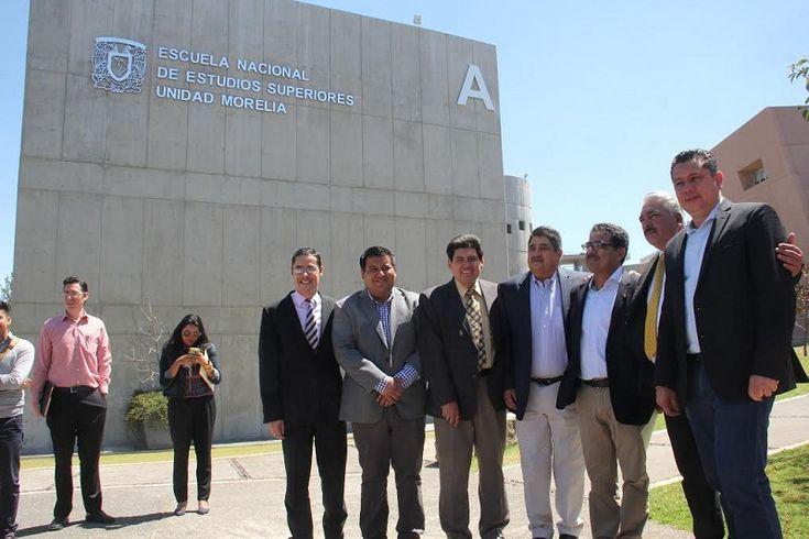 Con una inversión de 414 mdp se ampliará infraestructura de UNAM campus Morelia en terreno desincorporado; el dictamen que contiene la desincorporación del predio será puesto a consideración del pleno ...