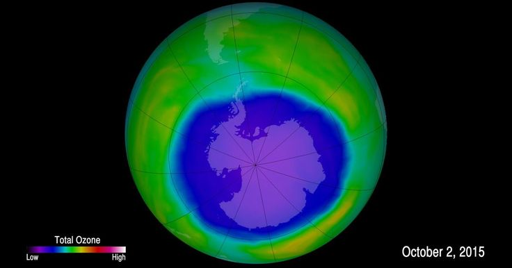 A new study finds for the first time that the Antarctic ozone layer is finally healing.
