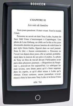ebook reader beleuchtung besonders bild und bddeebaace