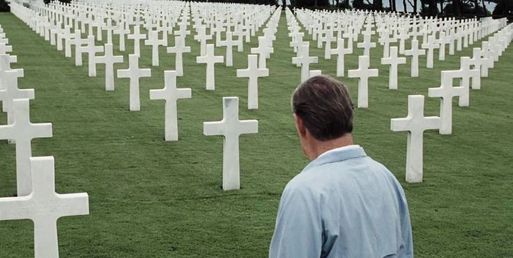 129 Of The Most Beautiful Shots In Movie History - Saving Private Ryan (1998)
