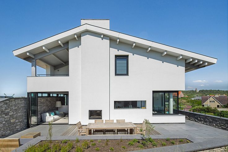 Droomhuis Nederland door BNLA architecten, fotografie Studio de Nooyer.