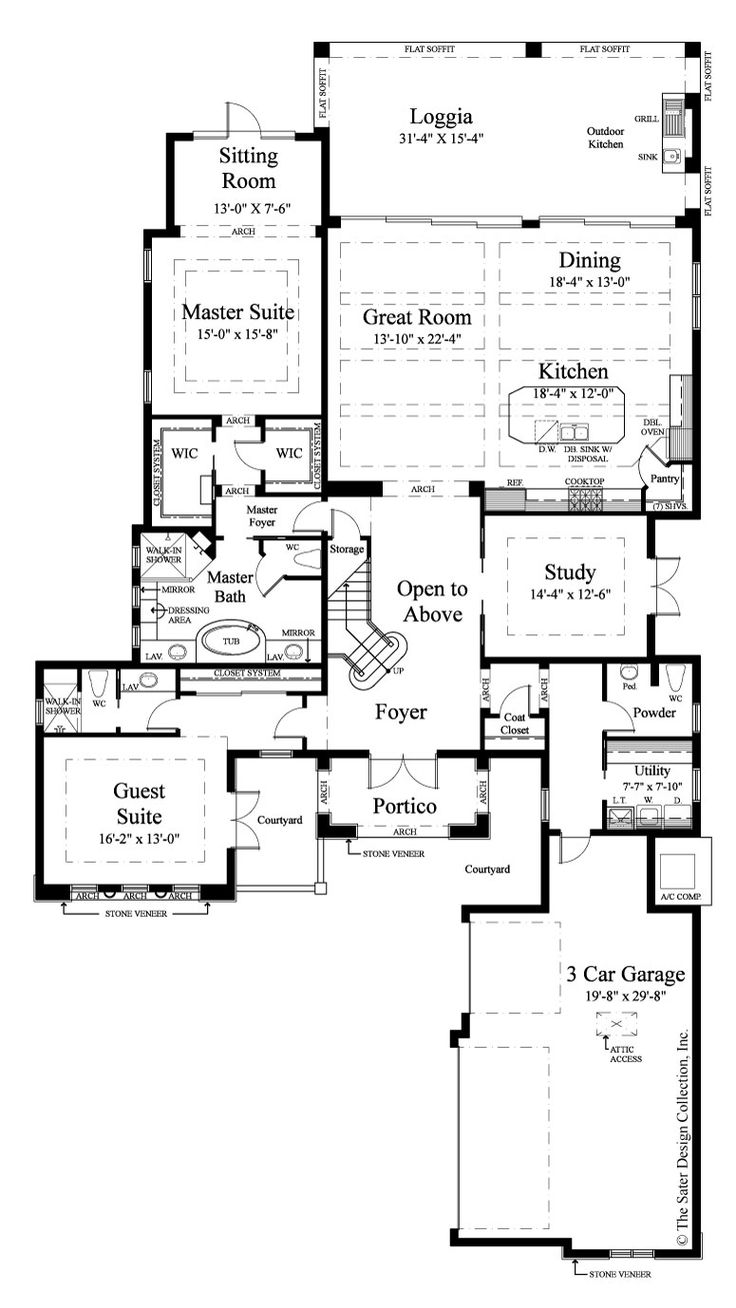 344 best CASAS images on Pinterest | House beautiful, Dream houses ...