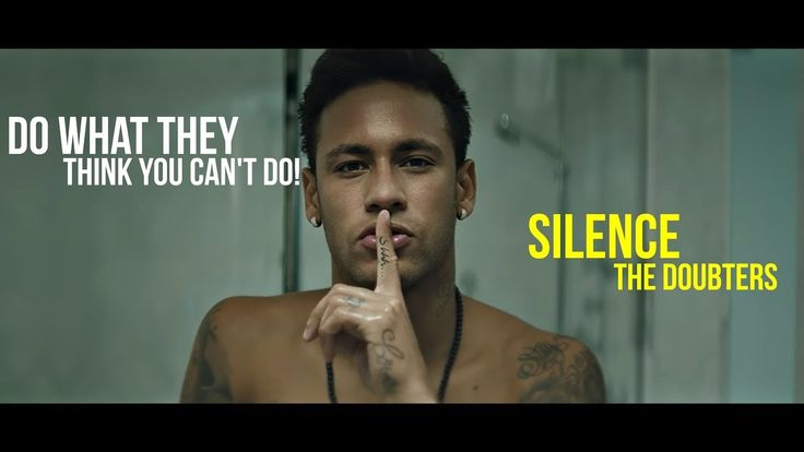 SILENCE THE DOUBTERS - 2018 Motivational Video