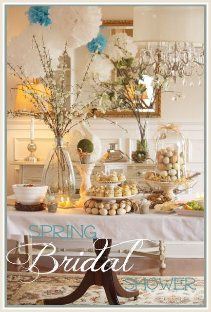 Best 25+ Spring Bridal Showers Ideas On Pinterest