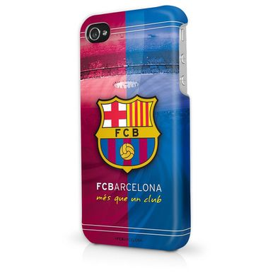 inToro Skins Official Hard Case iPhone 5 / iPhone 5S Barcelona