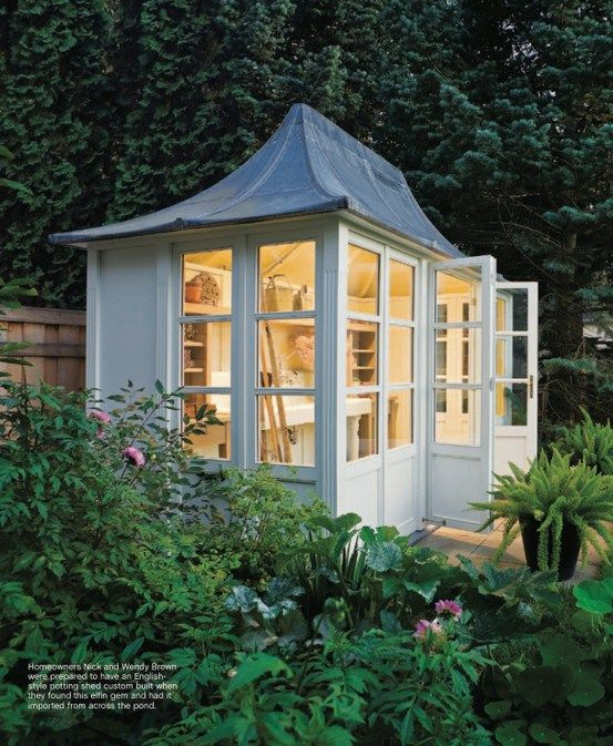 Landscaping Ideas For Commercial Buildings: Modern Shed, Outdoor Office And Prefab Pool House