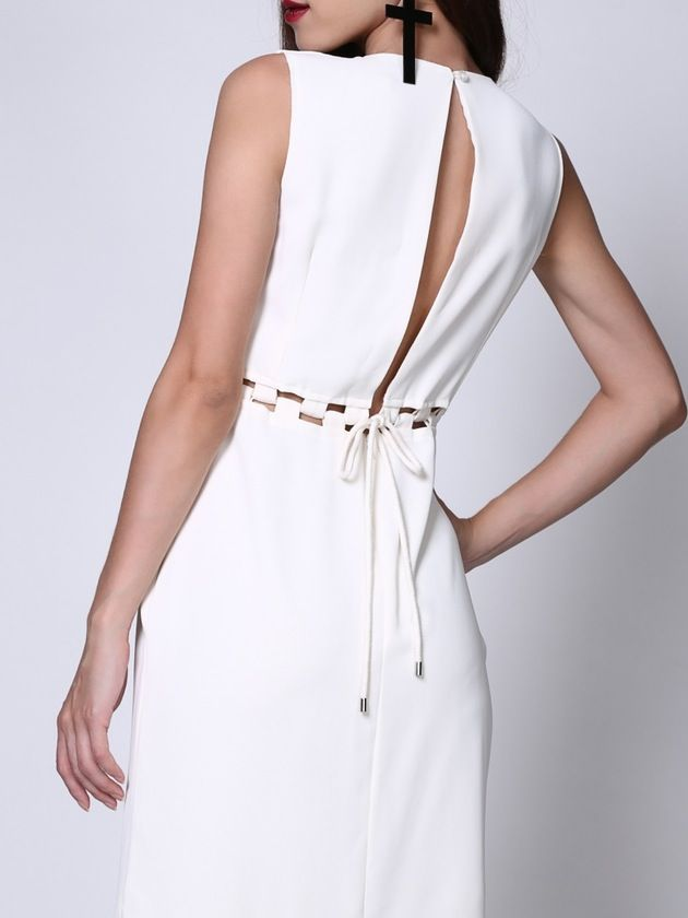 Image of Inner Beauty Dress, White
