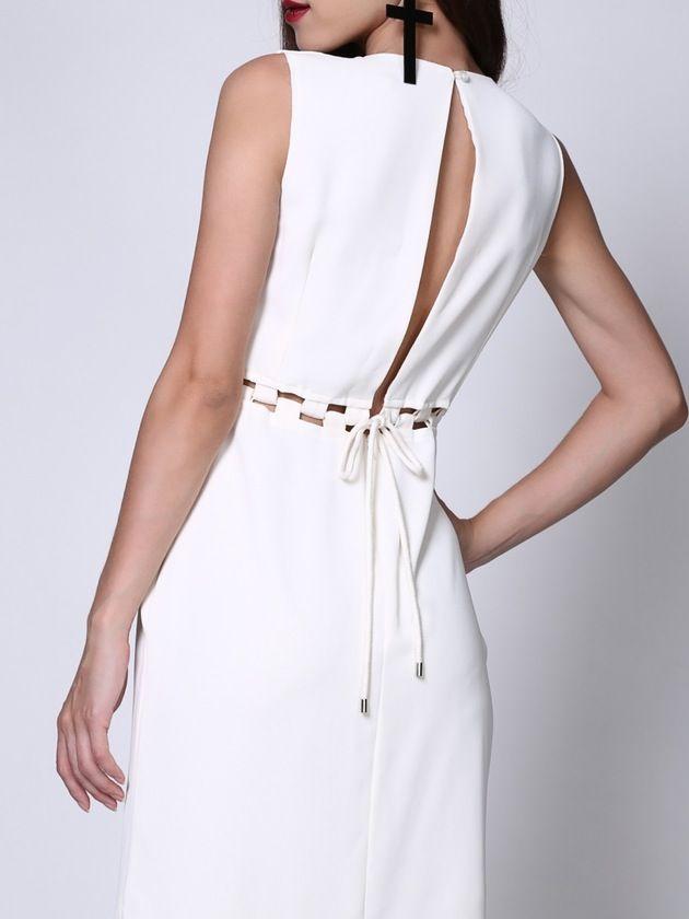 Image of Inner Beauty Dress, White