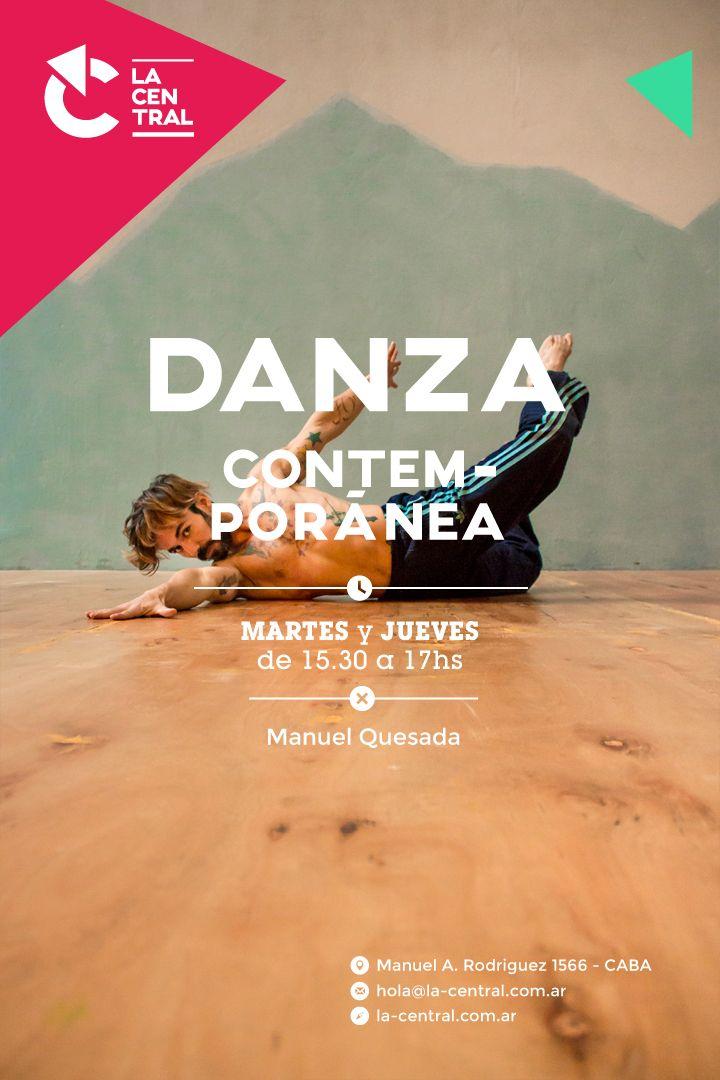 Danza Contemporanea  Clases en BsAs LaCentral