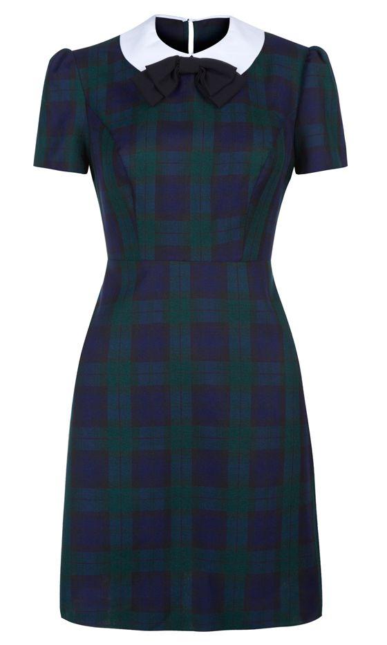 Primark Winter 2013: this pattern is like my secondary school uniform!