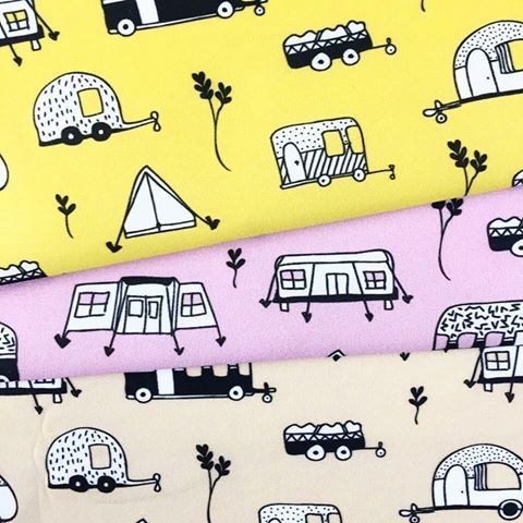 The sun is shining. Invoices and designs are sent. Out of office reply is on. My suitcase packed. Time to enjoy some music and have some quality tine with friends. Off we go! Have a good weekend! This fabric is all about getting away right?  #spoonflower #glamping #camping #summer #summervibes #tgif #creative #creativestudio #lolapalooza #paris #girlsweekend #fabric #fabricdesig #fabricdesigner #designer #creativebusiness #creativeentrepeneur #designstudio #littlesmilemakers #handmade…