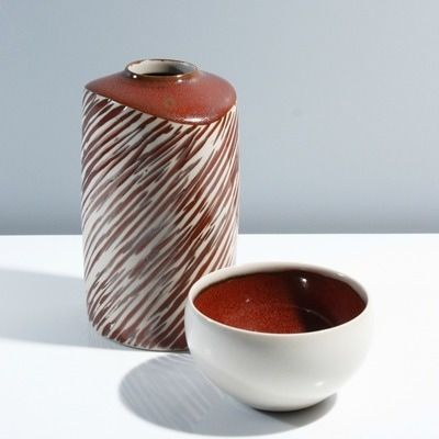 """More recent influences include the decorative traditions of Urushi (Japanese lacquer)"" - Suleyman Saba"