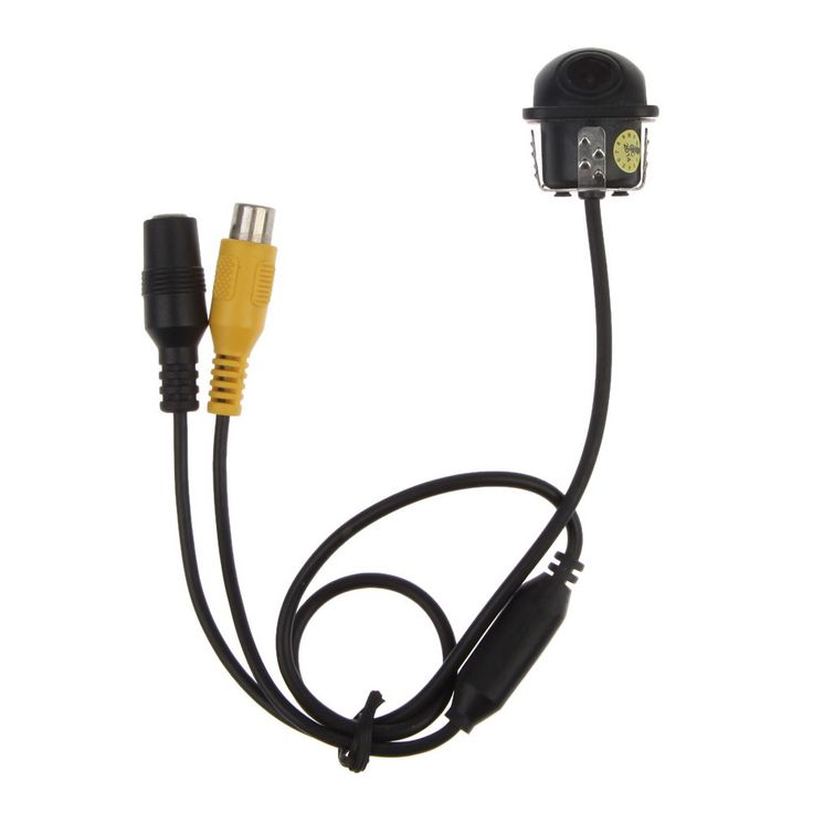 170 degree Car Rear View Camera Parking Assistance Wide Angle HD Night Vision Reverse parking Camera