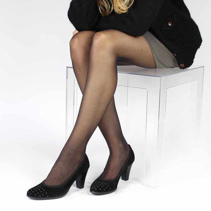 Chaussure Karston AVANIA Noir 4201201 pour Femme | JEF Chaussures
