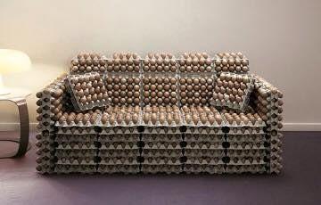 Marcher ou s'assoir sur des œufs....n'a pas l'air si difficile