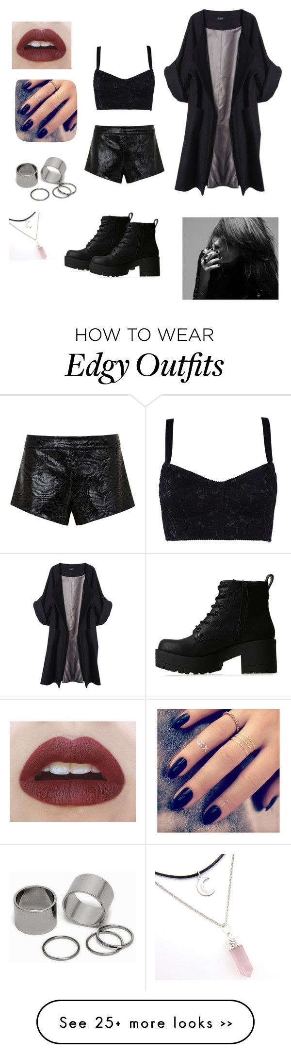 """""""heroine chic"""" by ameliahainz on Polyvore"""