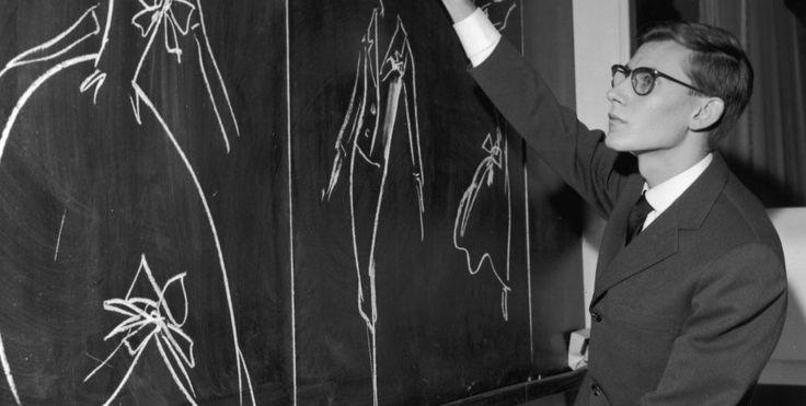 CHRISTIAN DIOR CZ. 2 Yves Saint Laurent (1957-1960) - MORE _. MPPSKIRT.PL