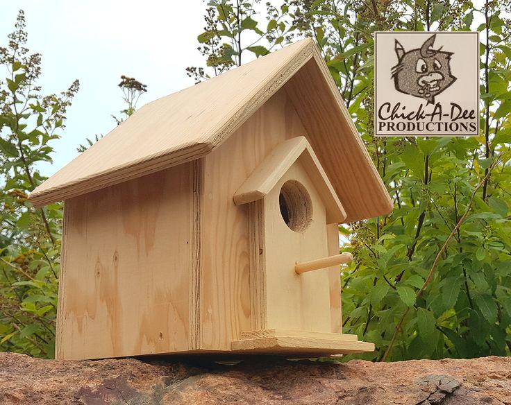"Sassy Schoolhouse for Birds (Birdhouse):   Teach your birds a lesson with me ;) Wanna ""Learn"" more?  Click me."