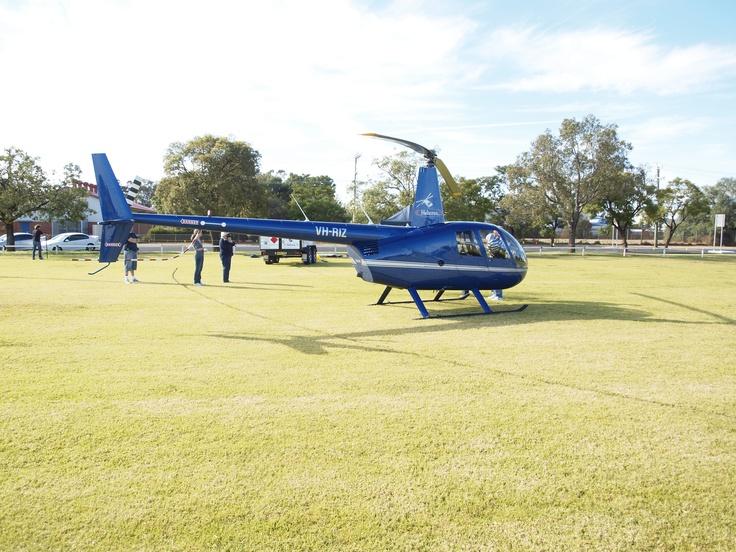 Robinson R44 Raven II VH-RIZ