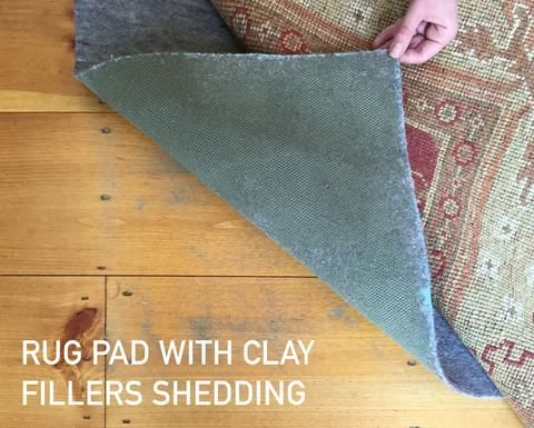 Most people overlook or undermine rug pads. We're here to clear up some of these common misconceptions.