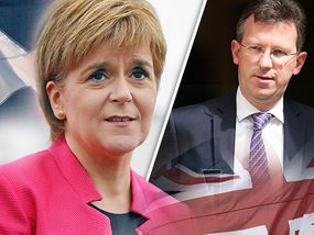BRITAIN'S top law officer has destroyed the EU hopes of the SNP and Nicola Sturgeon by saying she will NOT get a veto on Brexit
