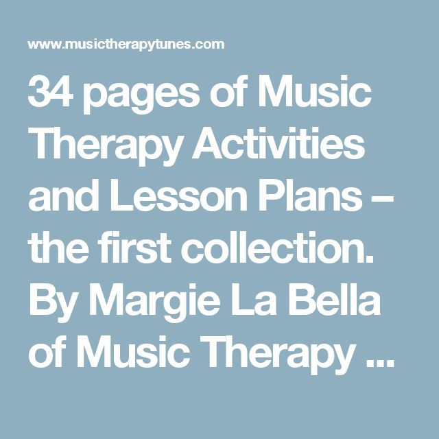 the therapeutic effects of music therapy essay Music therapy and its effects on hospitalization and medical procedures - essay example.
