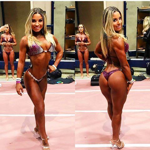 The fit 💜 beauty 👉😍 @alyssaareadyfit! 💪💪 ______________________________________  #girlsthattrain  #nevergiveup #work #motivation #BEMOTIVATED #gymmotivation #fitgirls #fitspo #success #fitness #bestrong #fitnish #girlswholift #fitnessgirls #model  #fitnessmotivationdaily #fitfluential