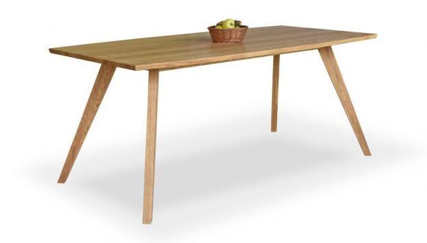 Tölgyfa asztal - ovális