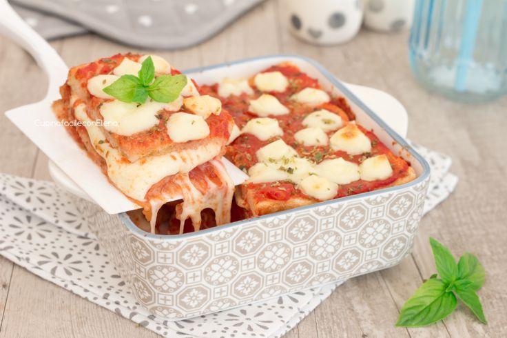 torta pancarrè alla pizza