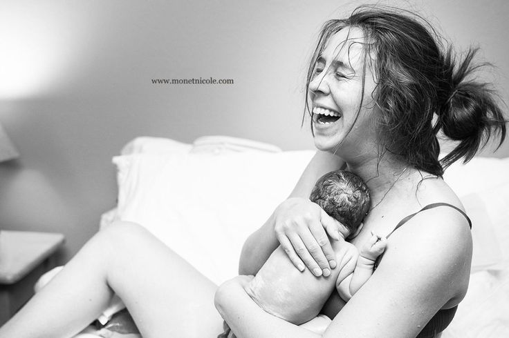 24 Unforgettable Photos That Show The Beautiful Realities Of Giving Birth