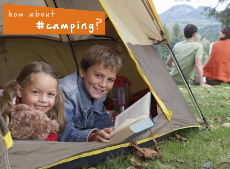 Find a local #campground for a fun #camping outing with the whole family! #familyfun