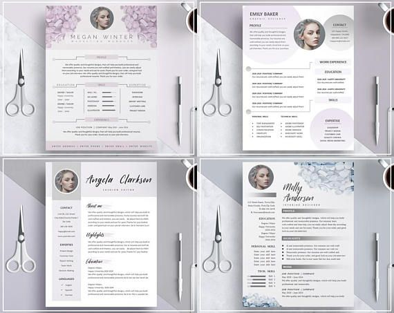 Best 25+ Creative resume templates ideas on Pinterest Cv - Artistic Resume Templates