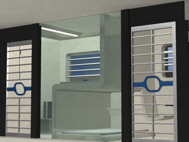 Future Prison Cell Design Architecture Of Incarceration