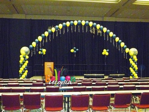 Image result for stage decoration for school annual day programme  vitthal  Stage decorations
