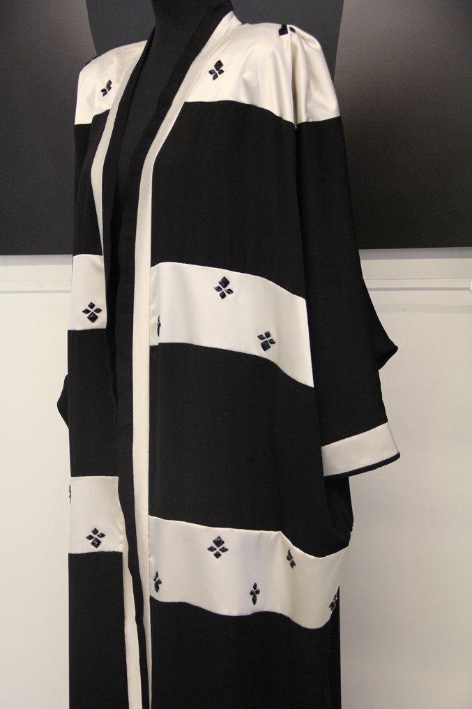 Ta'a Marboota is an abaya brand created by Rawan Azhar. Her abayas are so pretty.
