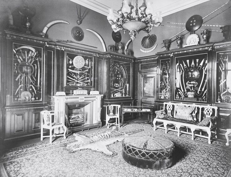 The Royal Collection Indian Room King Edward Vii Rooms