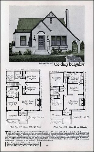 229 best images about 1890 1960 tudor revival on pinterest for Tudor revival house plans