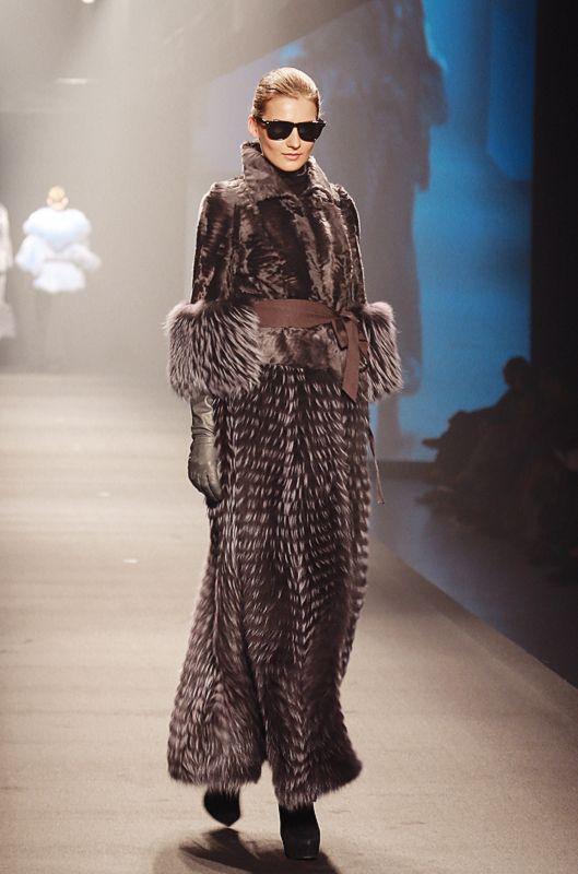 Модное дефиле The Saga of Fur в Петербурге | Fashionista.ru | Мода, дизайн, стиль жизни