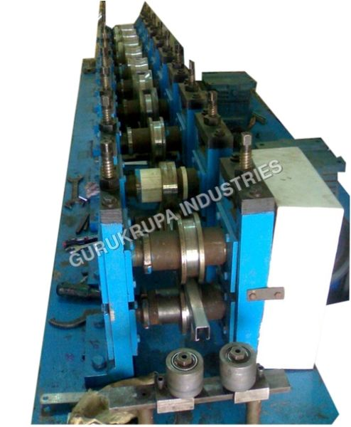 We are the prominent Manufacturer & Exporter of Z Purlin Roll Forming Machine that is made by using the premium quality Equipment. Our Z Purlin Roll Forming Machine is inflexibly checked to ensure the high performance and long life Durability.