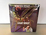 #4: Moebius Monster Scenes Giant Insect Model Assembly Kit Original Sealed Box