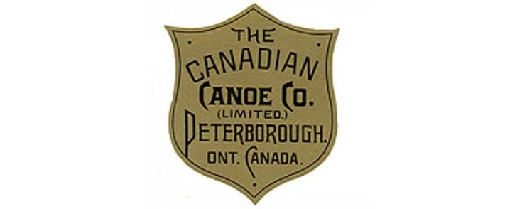 Canadian Canoe Co. Decal 2
