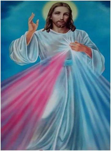 Conversar con Jesús de la Misericordia para obtener ayuda