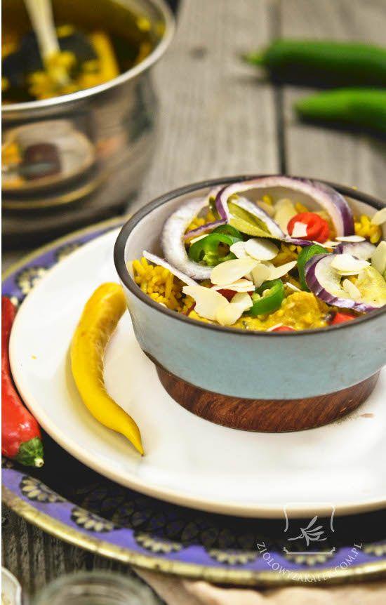 Przepis na curry z kurczaka - delikatne
