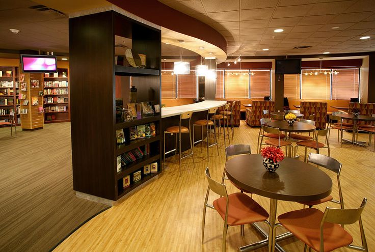 Modern Church Interior Design San Antonio Texas Bookstore