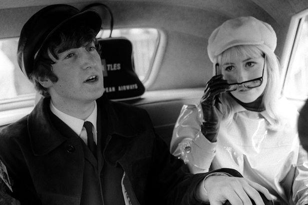 John and Cynthia in New York in February 1964 | RIP Cyn
