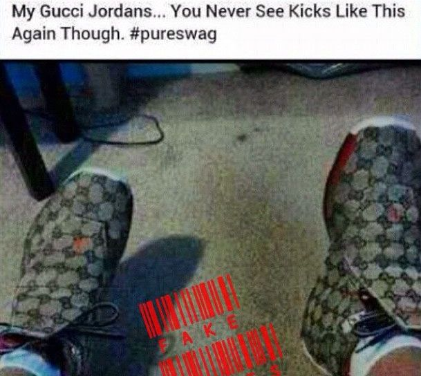 Next To Real Retro S Fake Retro S: 21 Best Images About Fake Air Jordans On Pinterest